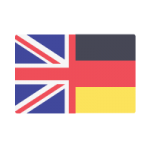 langues allemand anglais